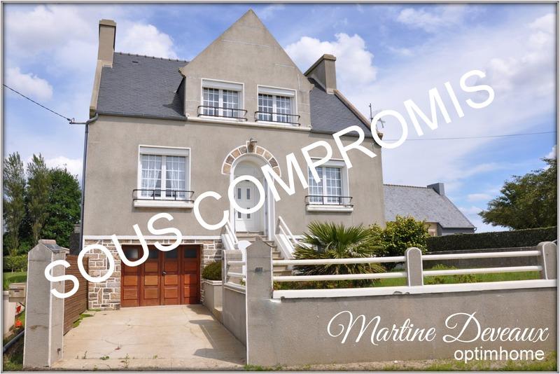 Maison individuelle de 134  m2 - Cléder (29233)