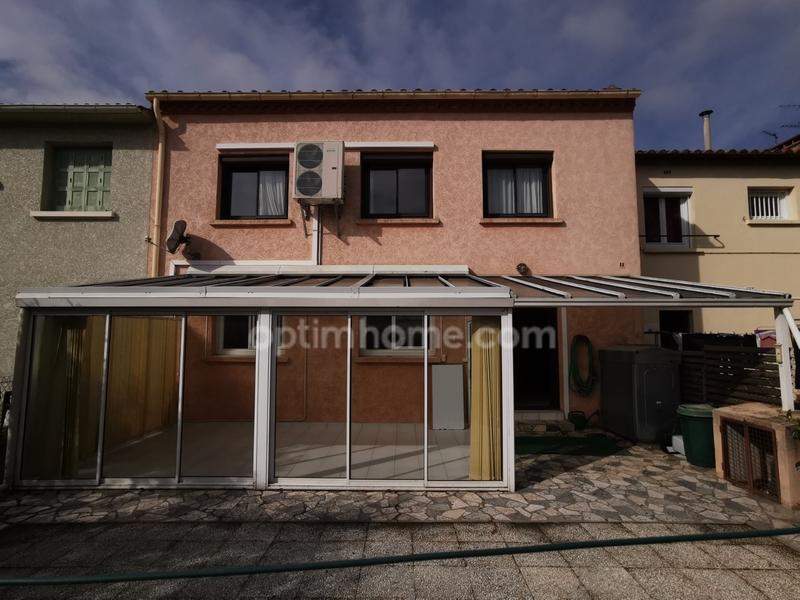 Maison de ville de 130  m2 - Pézilla-la-Rivière (66370)