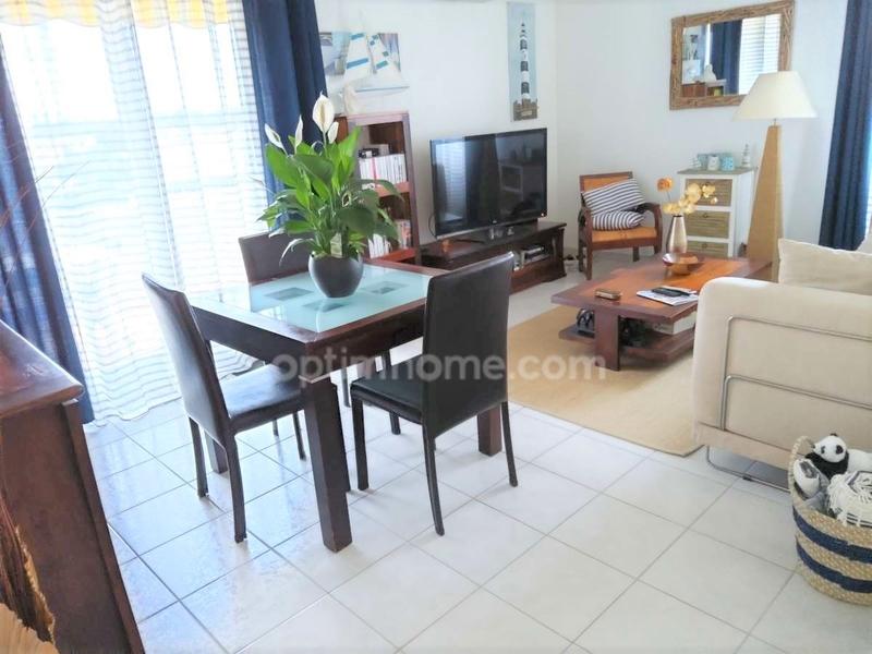 Appartement de 48  m2 - Istres (13800)