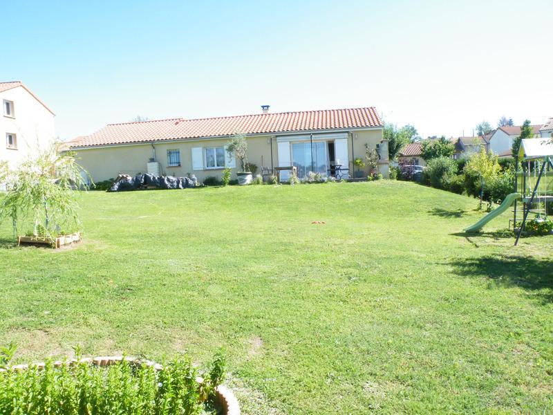 Maison de 105  m2 - Issoire (63500)