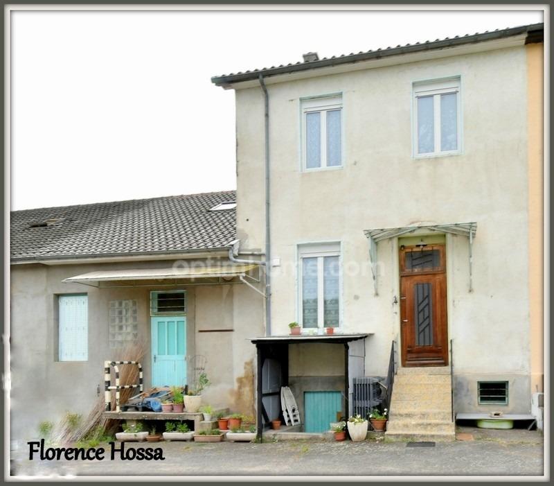 Maison de ville de 161  m2 - Sanvignes-les-Mines (71410)