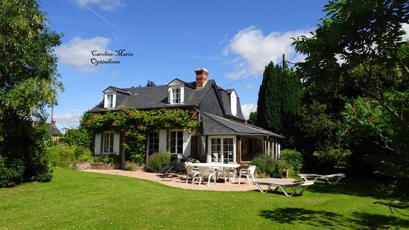 Maison de caractère de 150  m2 - Pont-Audemer (27500)