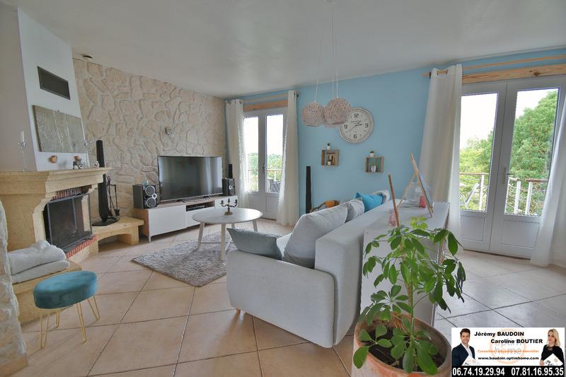 Maison de 102  m2 - Nogent-le-Roi (28210)