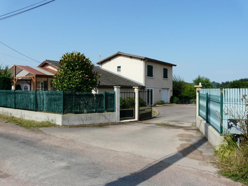Maison individuelle de 120  m2 - Chauffailles (71170)