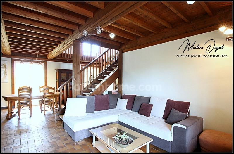 Maison en bois de 177  m2 - Le Vernet (03200)