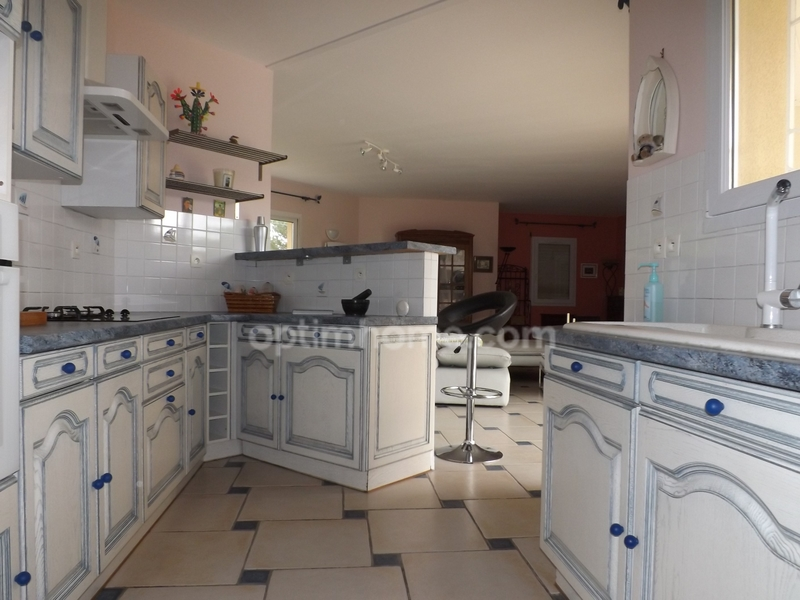Maison de 110  m2 - Le Porge (33680)