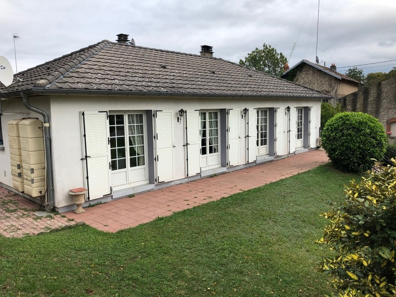 Maison plain-pied de 100  m2 - Gerbéviller (54830)
