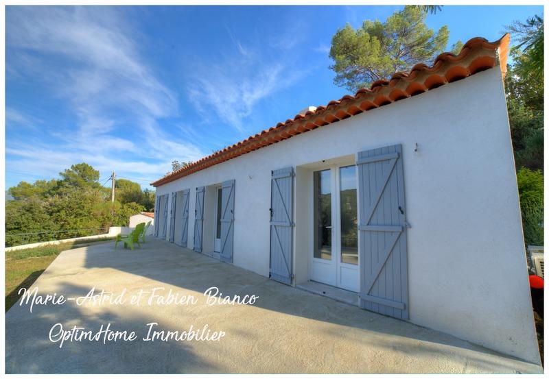 Maison individuelle de 76  m2 - Figanières (83830)