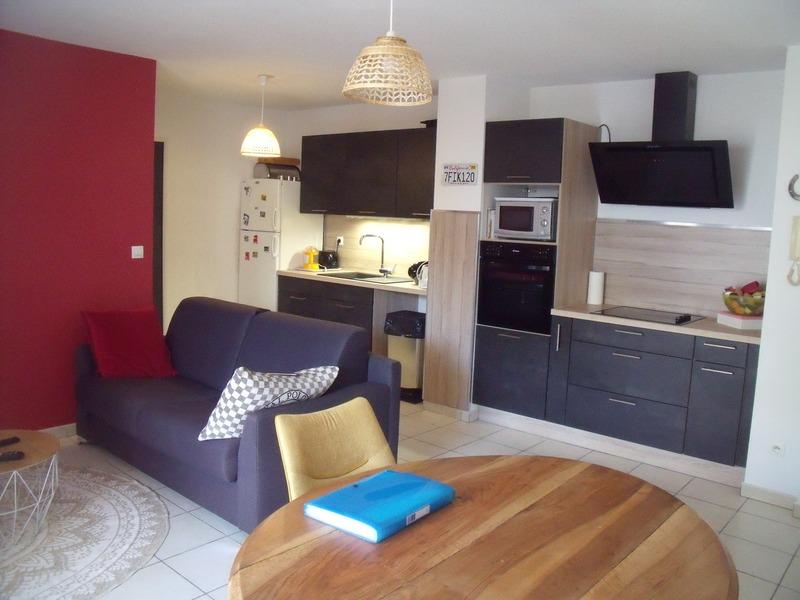 Appartement en résidence de 57  m2 - Agde (34300)