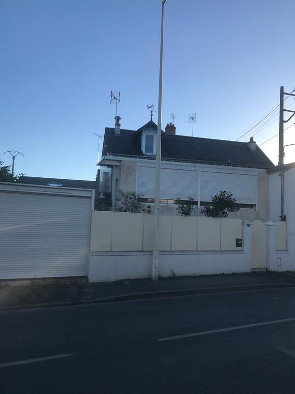Maison de 123  m2 - Tours (37000)