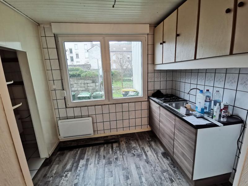 Appartement à rénover de 32  m2 - Angevillers (57440)