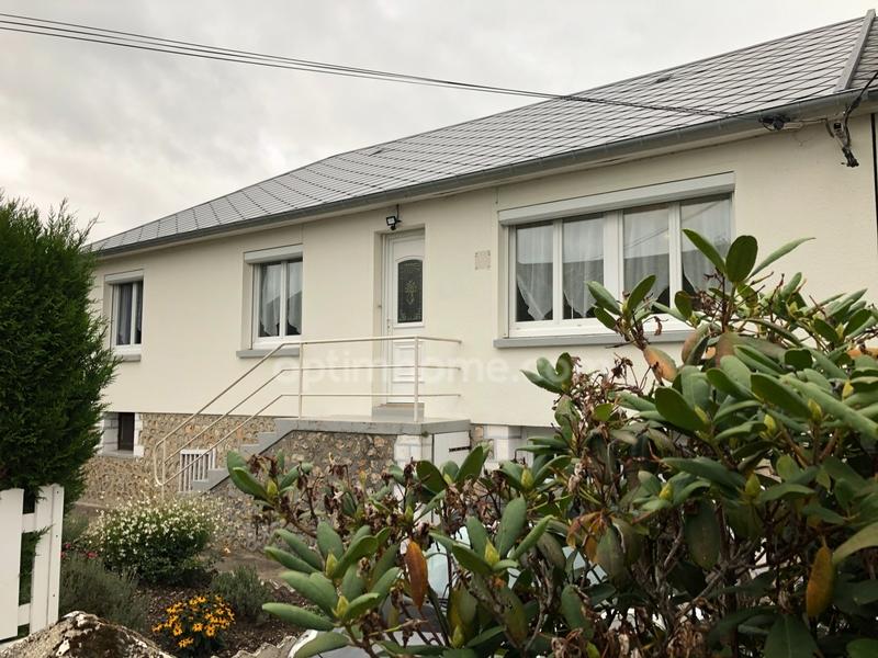 Maison plain-pied de 75  m2 - Pont-Audemer (27500)