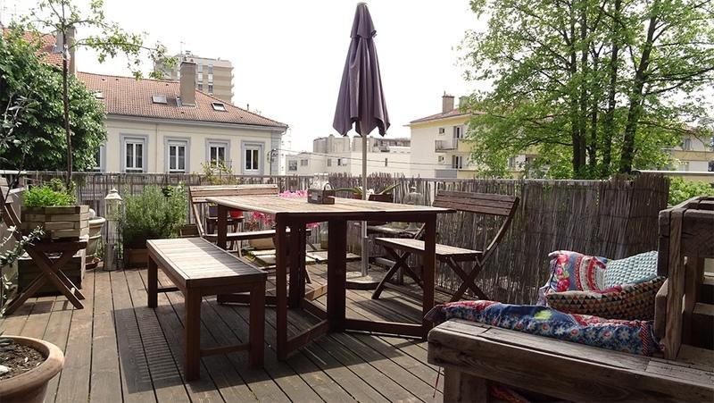 Appartement en résidence de 111  m2 - Saint-Étienne (42000)