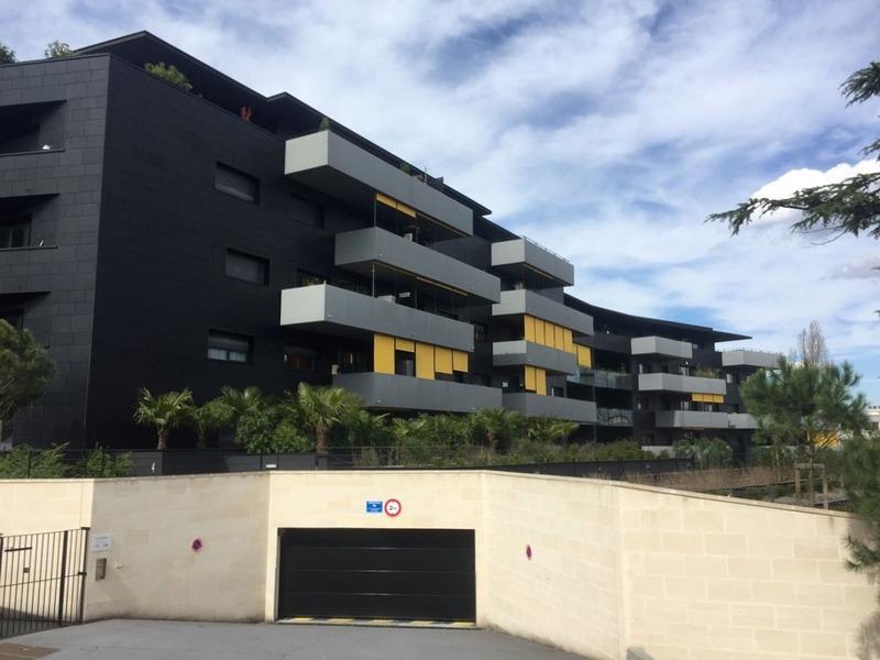 Appartement en résidence de 37  m2 - Cenon (33150)