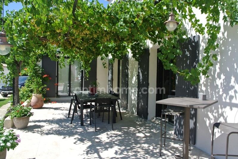 Maison de 220  m2 - Maussane-les-Alpilles (13520)