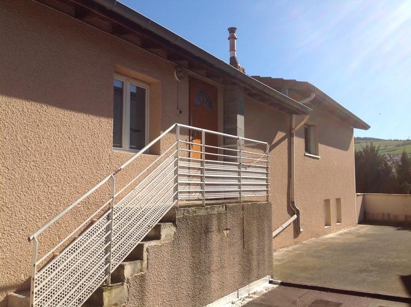 Maison à rénover de 378  m2 - La Ricamarie (42150)