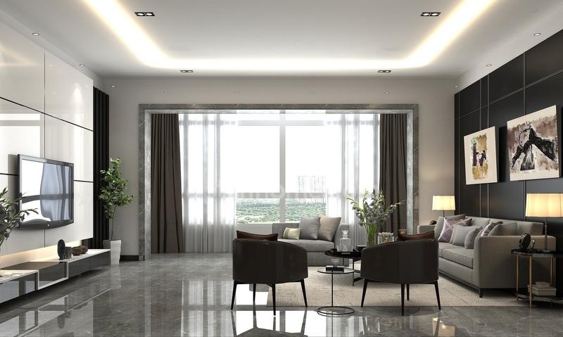 Appartement en frais réduits de 132  m2 - Saint-Cyr-au-Mont-d'Or (69450)