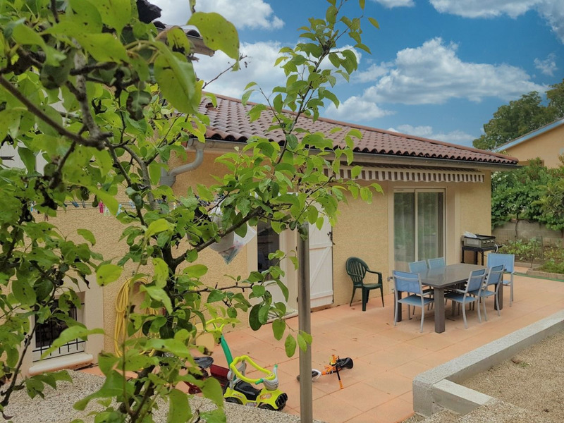 Maison de 157  m2 - Saint-Maurice-l'Exil (38550)