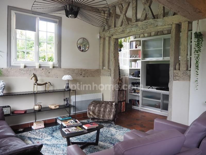 Maison de caractère de 171  m2 - Pont-l'Évêque (14130)