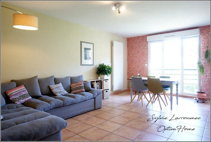 Appartement en résidence de 69  m2 - Annecy (74000)