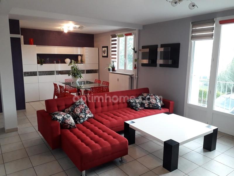 Appartement rénové de 82  m2 - Limoges (87000)