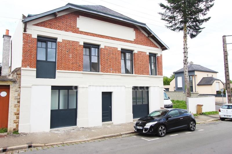 Maison de ville de 106  m2 - Fougères (35300)