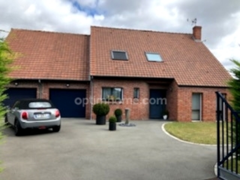 Maison individuelle de 130  m2 - Douai (59500)