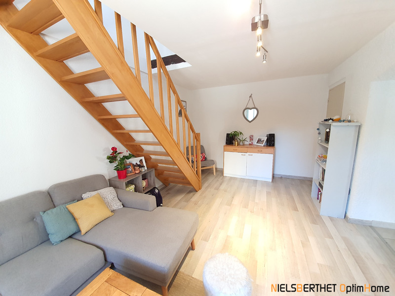 Duplex de 83  m2 - Tullins (38210)
