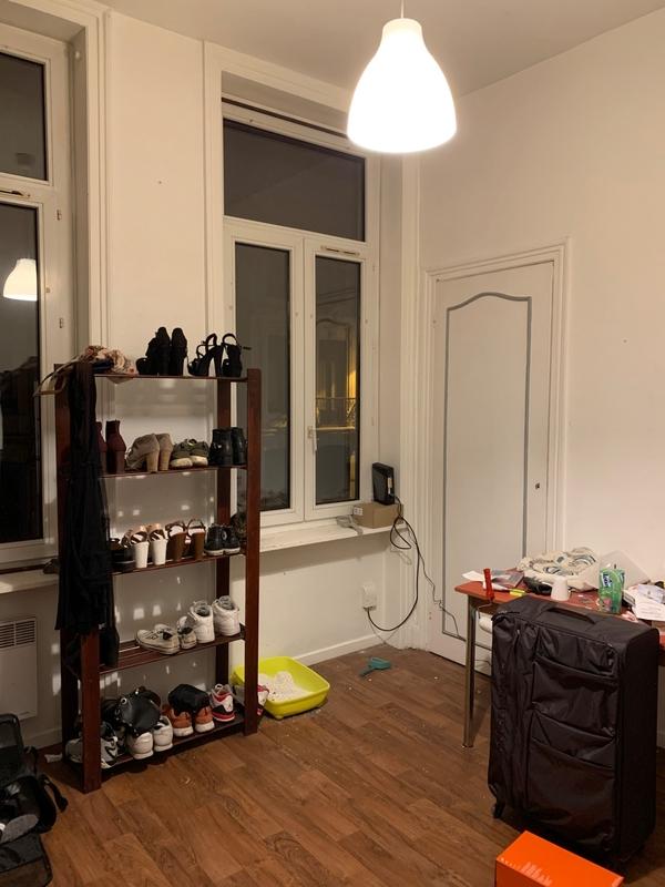 Appartement de 30  m2 - Lille (59000)