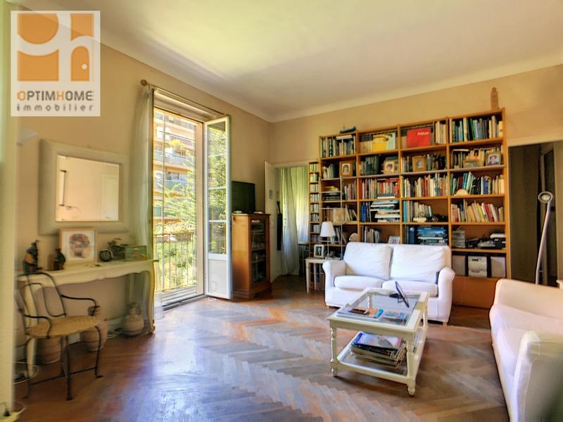 Appartement ancien de 62  m2 - Nice (06000)
