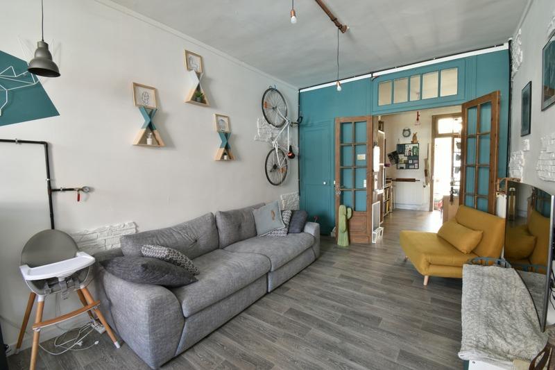 Maison de 95  m2 - La Madeleine (59110)