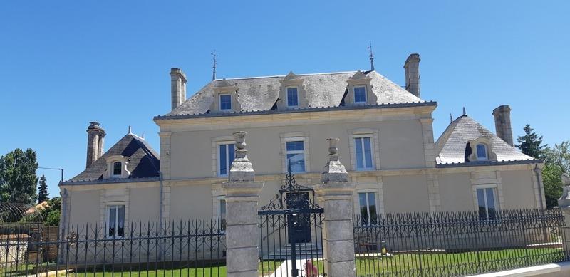Maison bourgeoise de 250  m2 - Chabournay (86380)