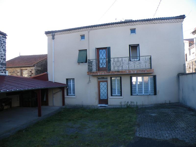 Maison de village de 118  m2 - Issoire (63500)