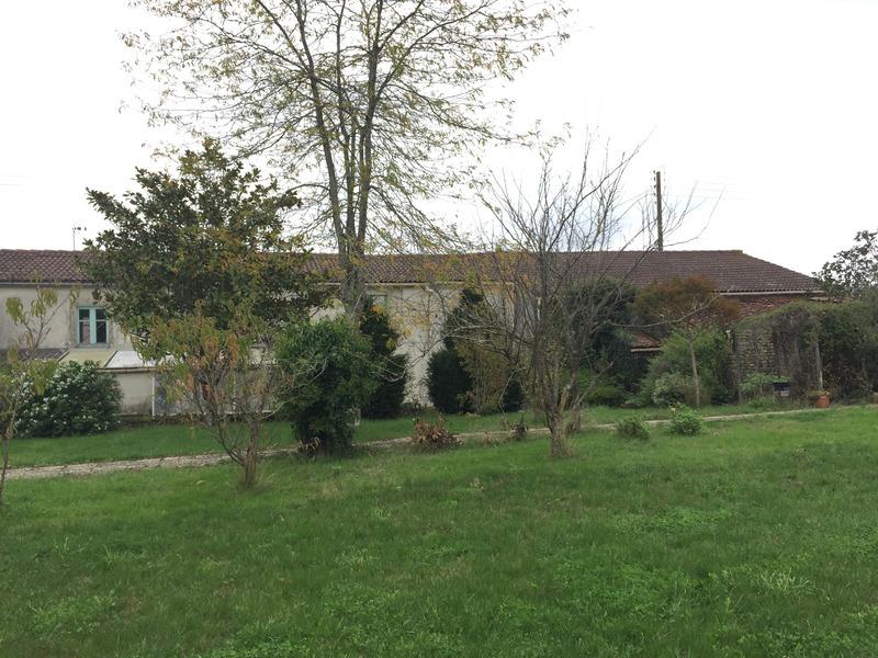Maison de campagne de 120  m2 - Thiré (85210)