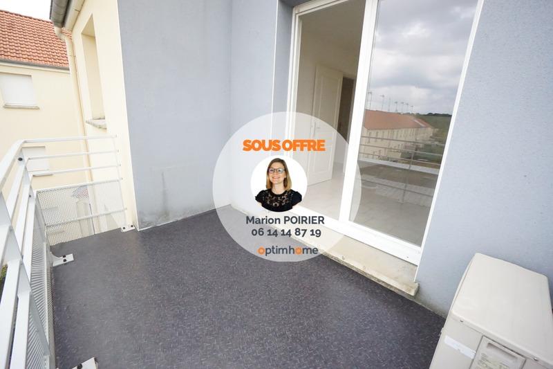 Appartement en résidence de 55  m2 - Toul (54200)