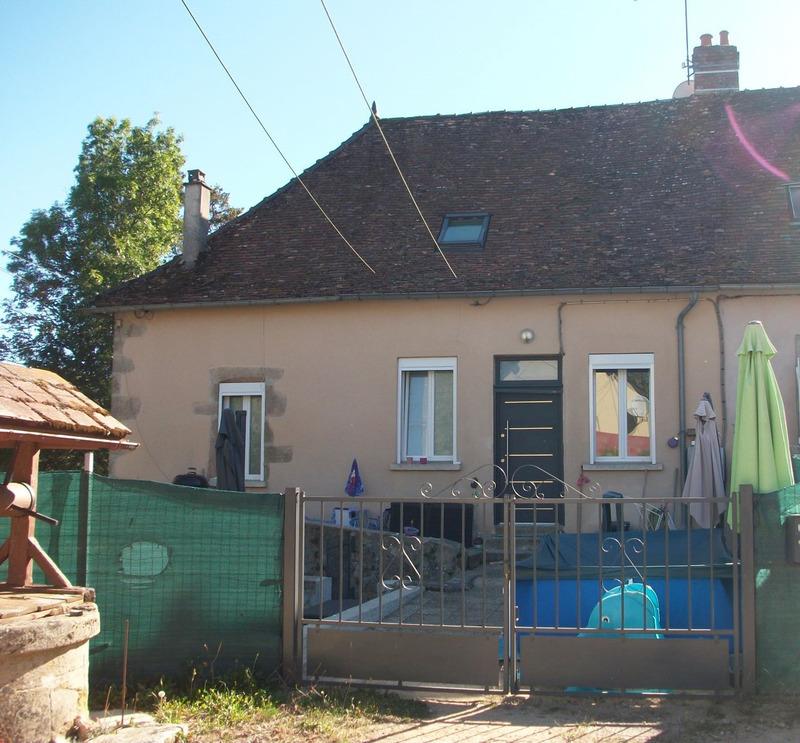 Maison rénovée de 90  m2 - Autun (71400)