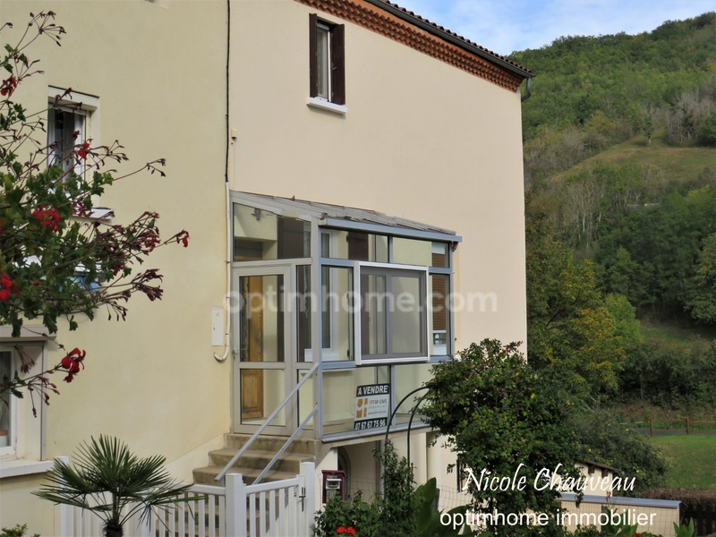 Maison de village de 82  m2 - Issoire (63500)