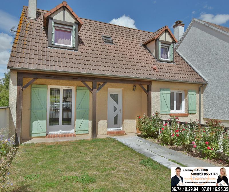 Maison de 94  m2 - Nogent-le-Roi (28210)