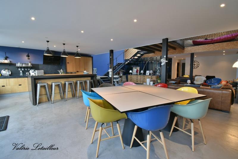 Maison contemporaine de 250  m2 - Libourne (33500)