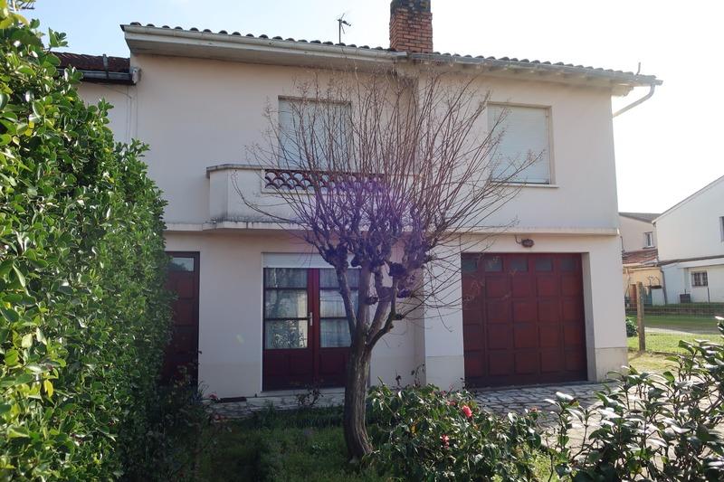 Maison de 110  m2 - Cenon (33150)