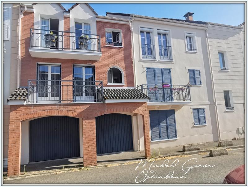 Appartement de 22  m2 - Cergy (95800)