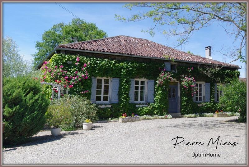 Maison de caractère de 170  m2 - Grenade-sur-l'Adour (40270)