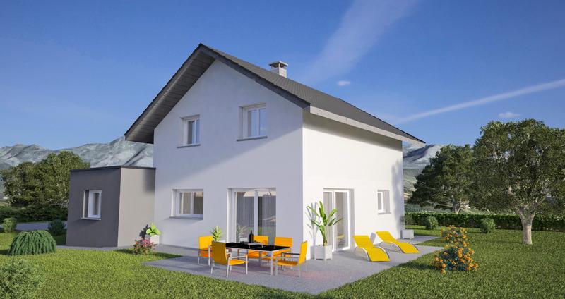 Maison de 129  m2 - Méry (73420)