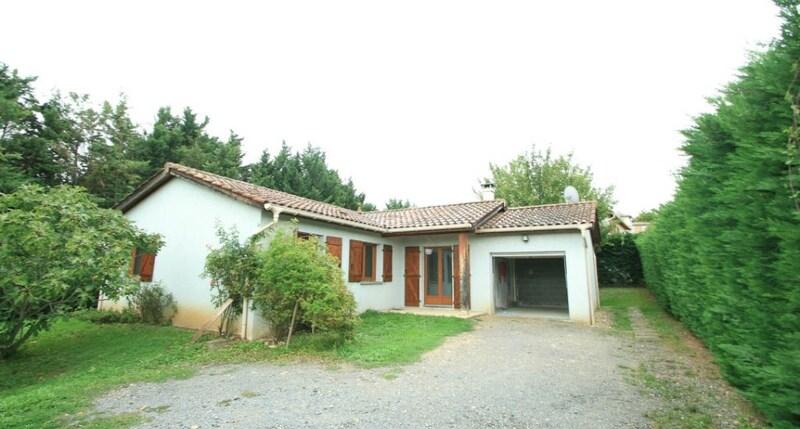 Maison de 88  m2 - Genouilleux (01090)