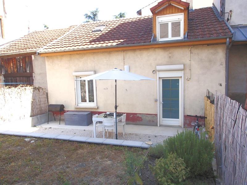Maison de caractère de 44  m2 - Dijon (21000)