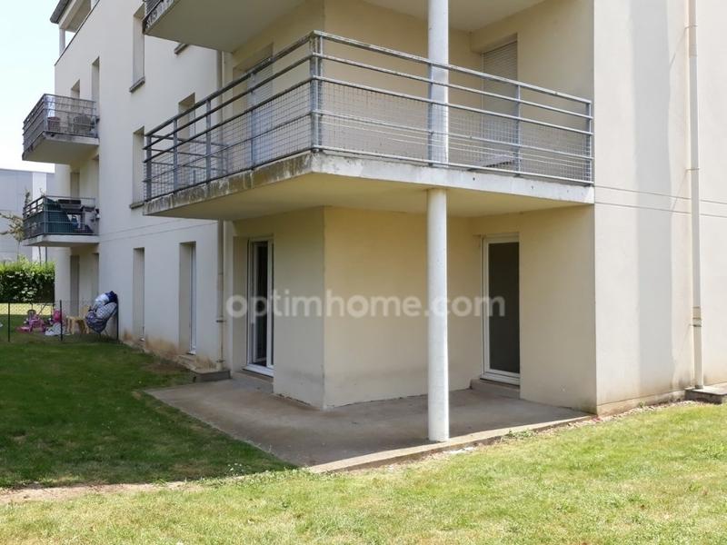 Appartement de 54  m2 - Sens (89100)