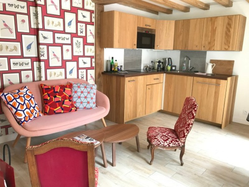 Appartement rénové de 36  m2 - Honfleur (14600)