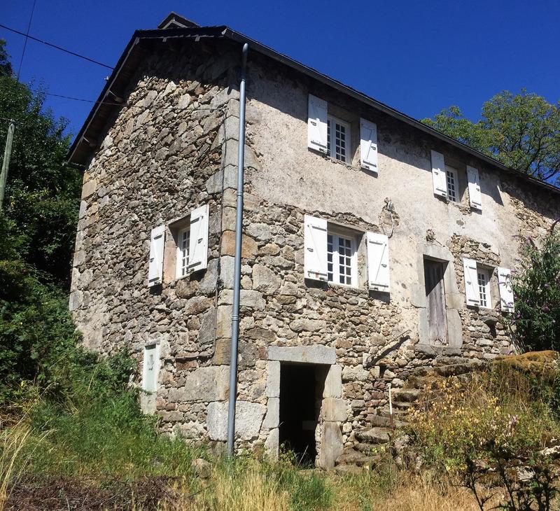 Maison de campagne de 62  m2 - La Salvetat-sur-Agout (34330)