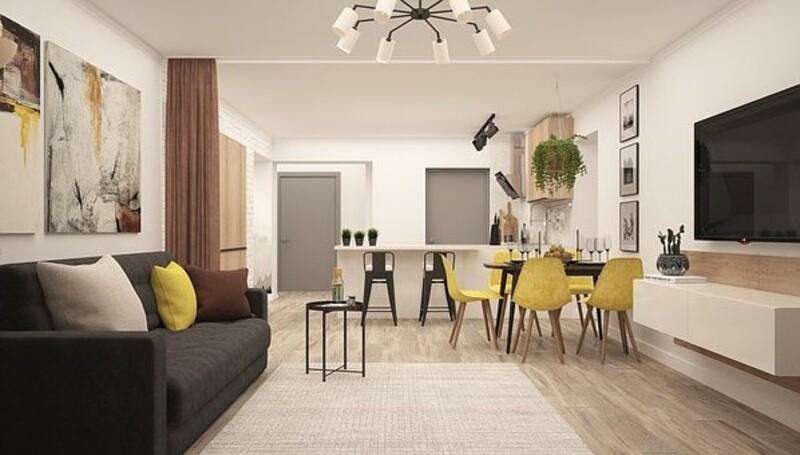 Appartement de 65  m2 - Charbonnières-les-Bains (69260)