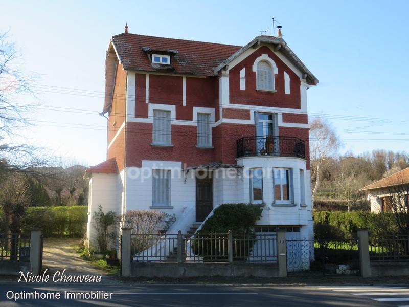 Maison bourgeoise de 145  m2 - Brassac-les-Mines (63570)